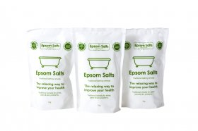 Epsom Salts 3 x 1Kg Packs