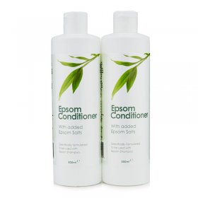Epsom Hair Conditioner x 2