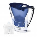 2.7L Mineral Water Jug - Blue