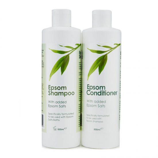 Epsom Shampoo & Conditioner