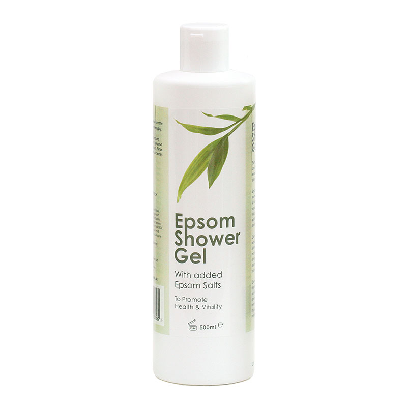 Epsom Shower Gel